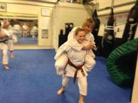 Regular training at Shikukai Chelmsford.