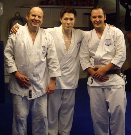 Students of Shikukai Chelmsford.