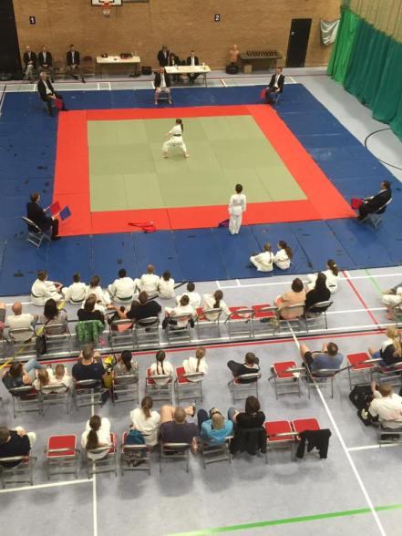 Shikukai Championships, Junior kata event.