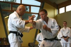 2009 June - Sugasawa Sensei's course at Shikukai Chelmsford.