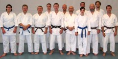 2007 Tim Shaw teaching in Belgium.