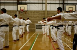 2010 - Colchester Essex. Two day course with Sugasawa Sensei hosted by Shikukai Chelmsford.