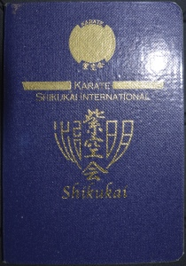 licence cover