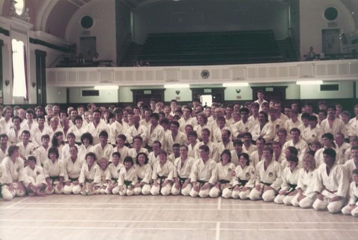 1984 UKKW Summer Course Torquay.