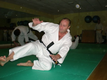 2007 special session dedicated to Nage Waza and Ukemi.
