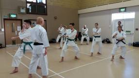 Winter course. Sugasawa Sensei Teaching