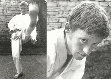 Tim Shaw Kyu grade mid 1970s