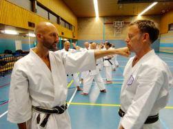 Holland. Tim Shaw teaching