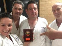 Members of Shikukai Chelmsford at the Shikukai National Kata Championships.