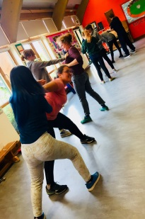 Shikukai Chelmsford Women's Self Defence & Personal Protection workshops.