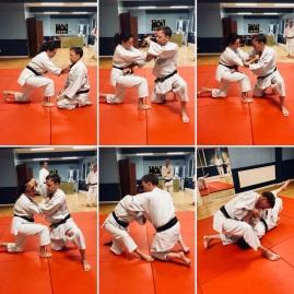 Idori training.