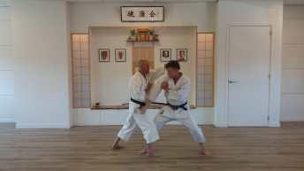 Holland. Tim Shaw Sensei teaching in Holland.